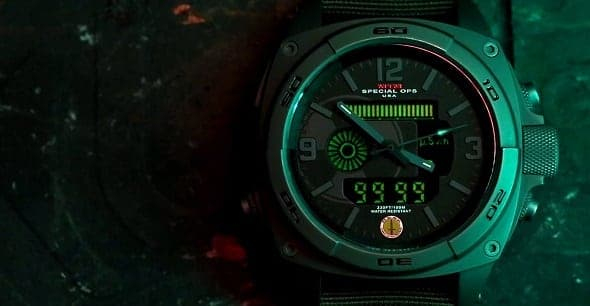 best james bond watch
