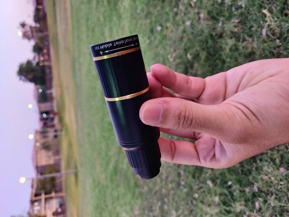 apexel lens kit review