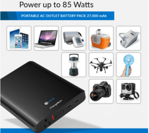 ChargeTech PowerBank Support Devices