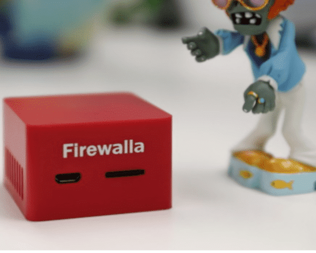 Firewalla - Cyber security firewall