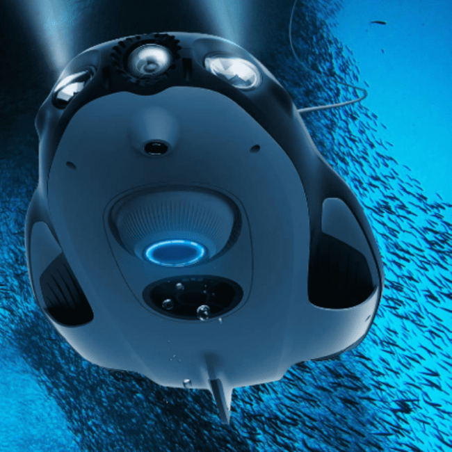 4K Underwater Drone by PowerVision