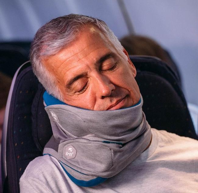 coolest pillow for travellers