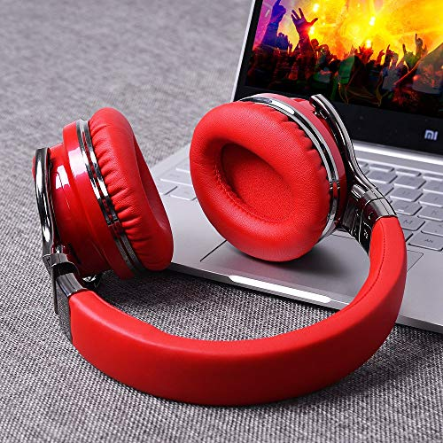 red headphones under $50