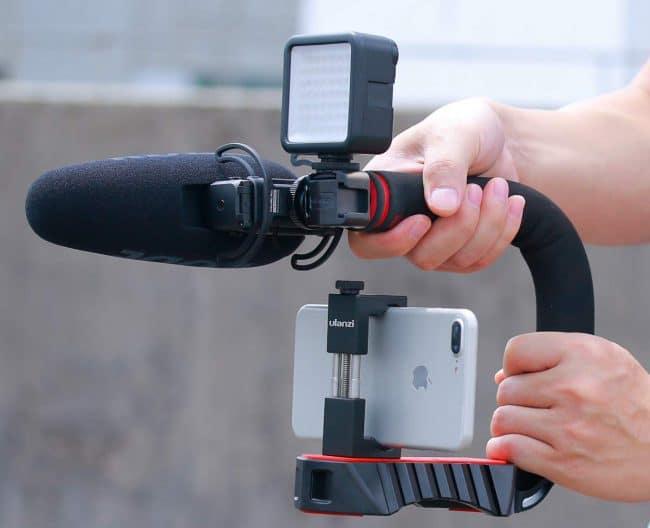 handheld Video Rig