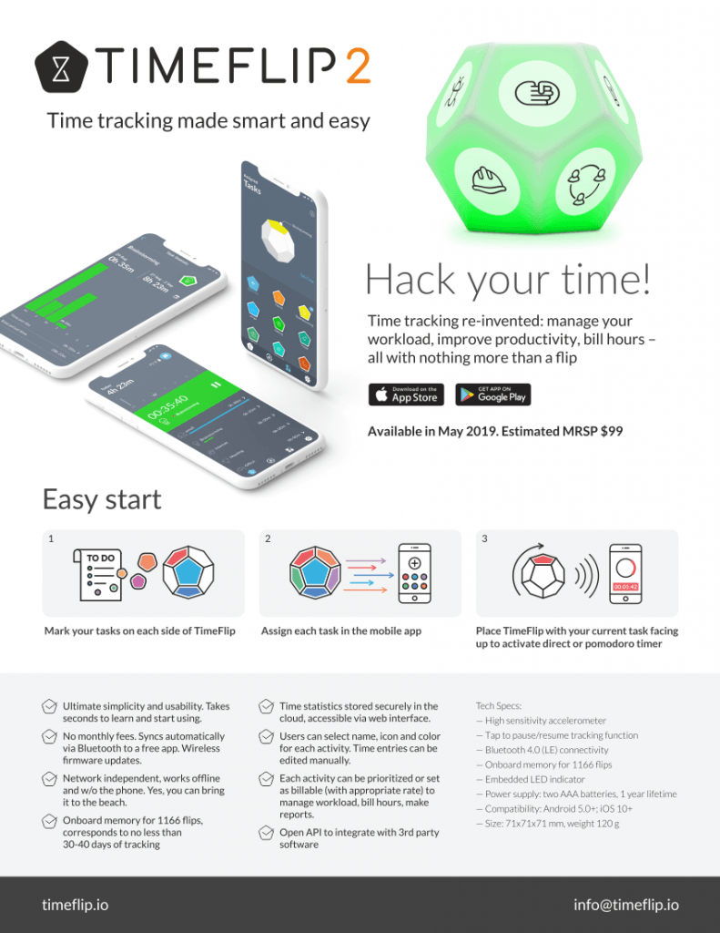 cool time tracking tool