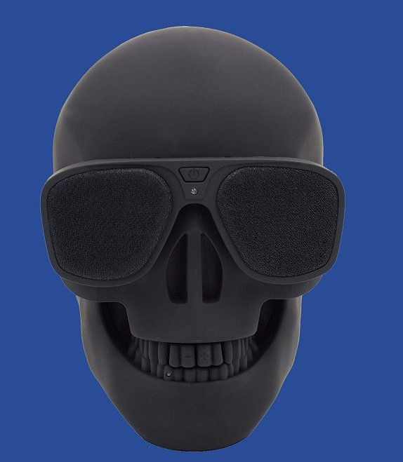skull bluetooth
