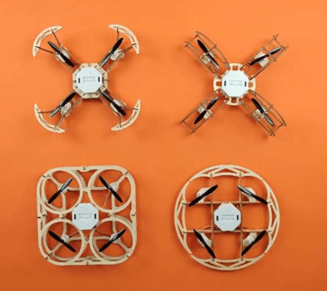 cool modular drone