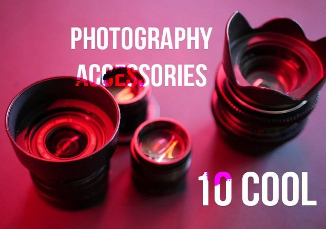 10 Cool Gadgets for Photography Lovers