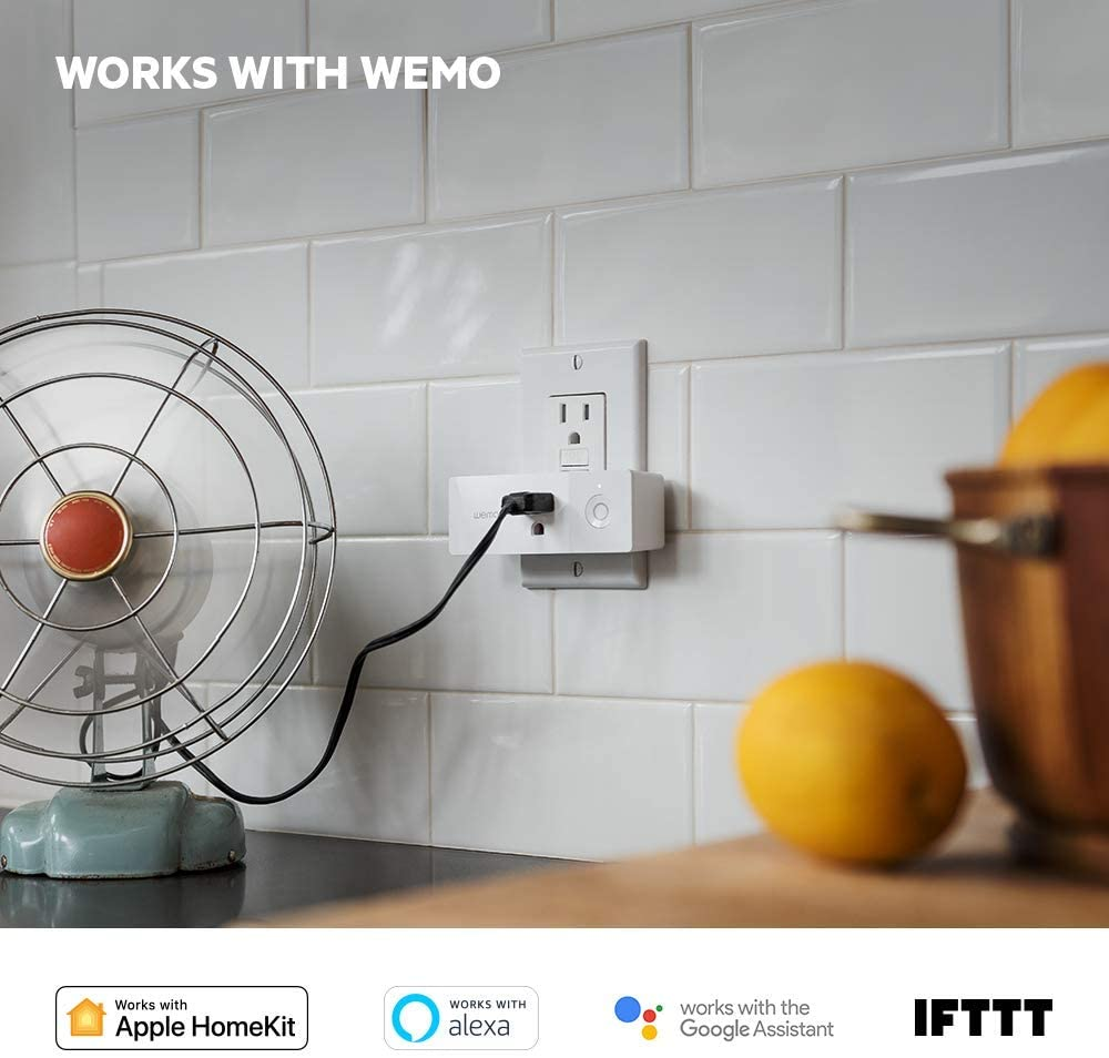 Wemo Mini - Smart Plug