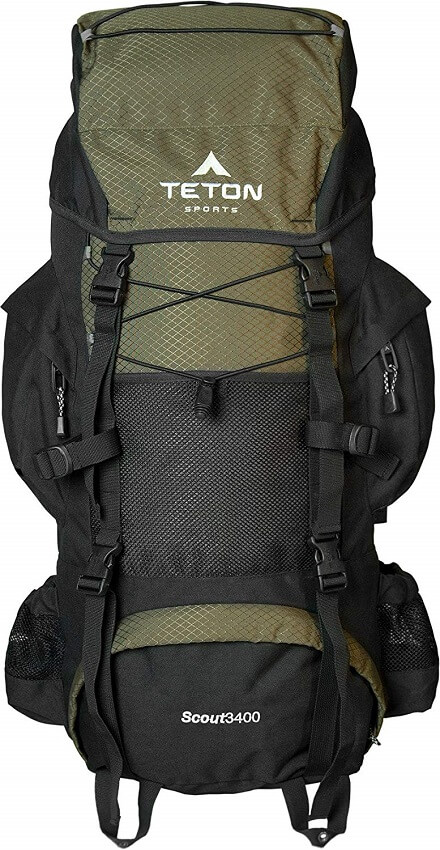 Teton Backpack for Hiking