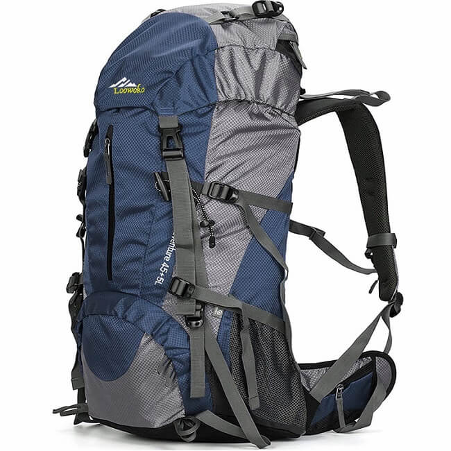 Loowoko Backpack for Camping