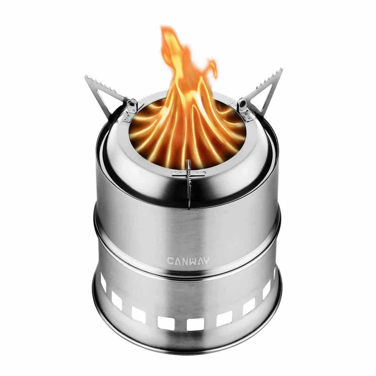 portable stove for camping