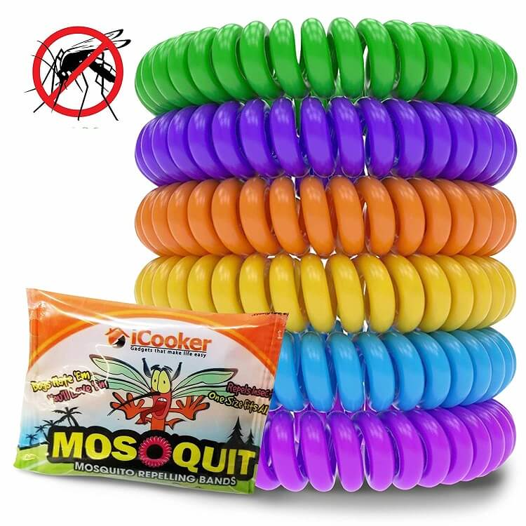 Mosquito Repelling Bands