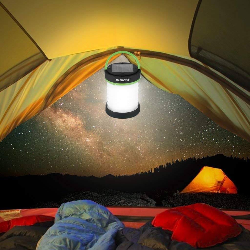 Solar Light for Camping
