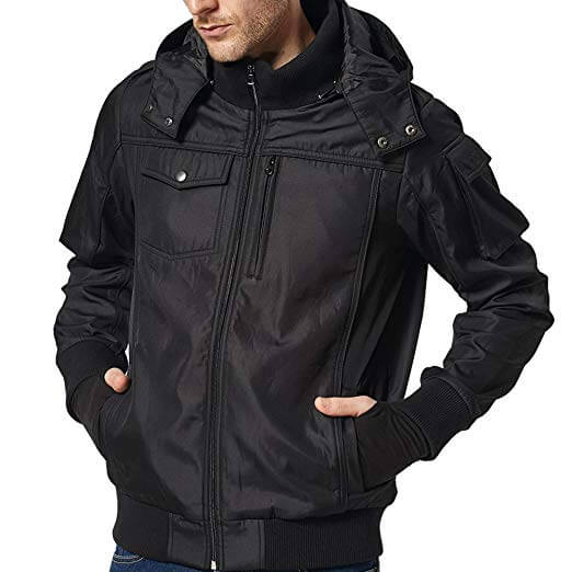 Bombax jacket for men