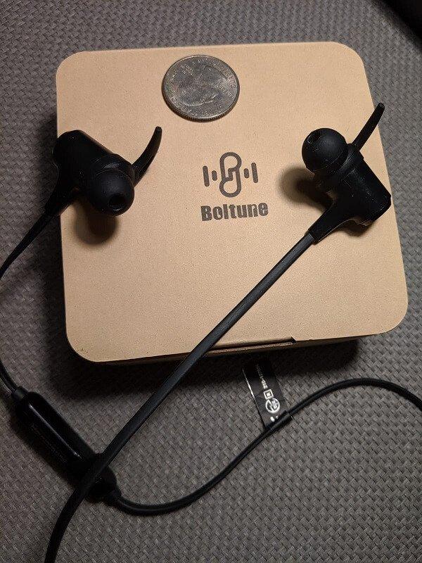 Boltune earphones
