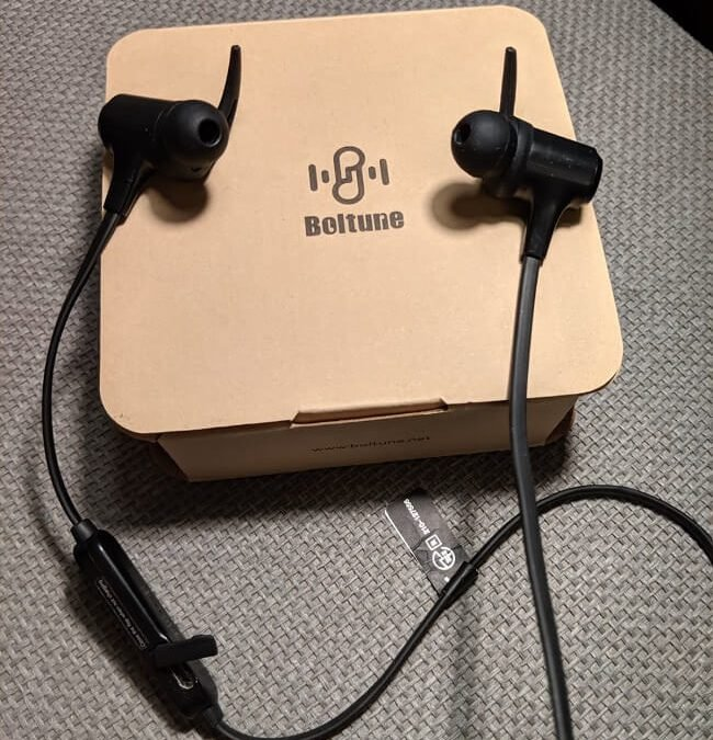Boltune Wireless Headphones Review