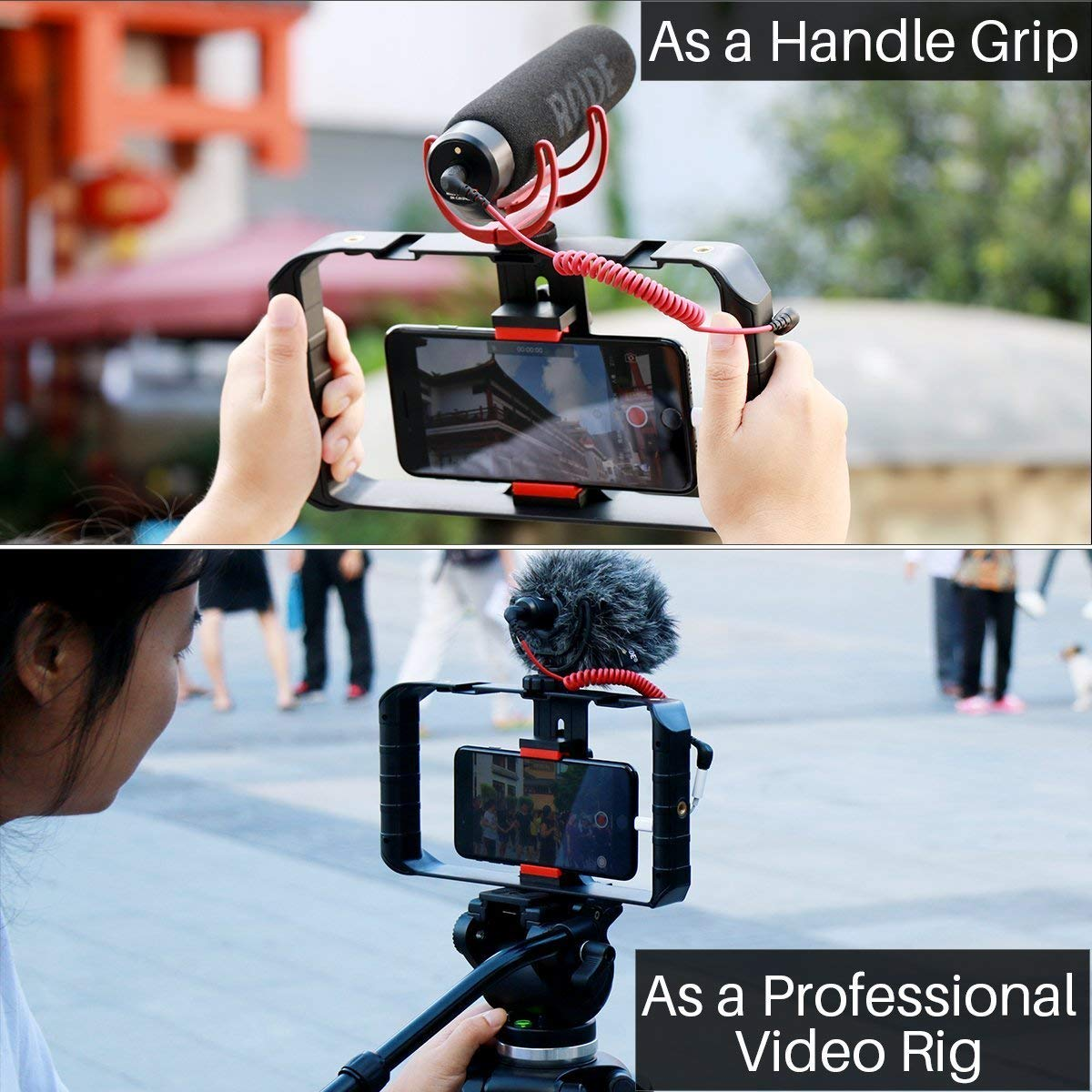 hand held stabilizer for phones