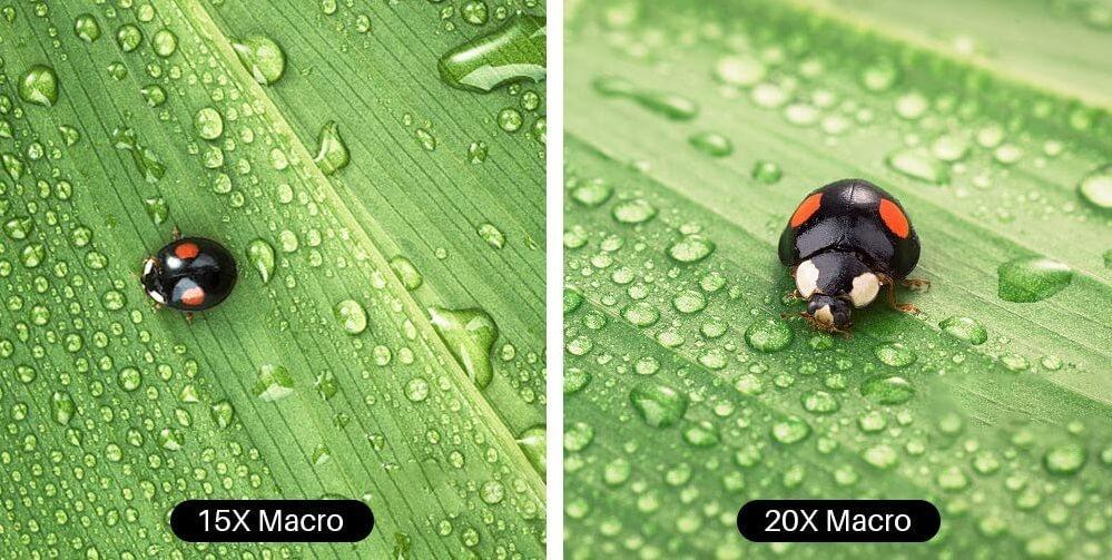 Smartphone Macro lens