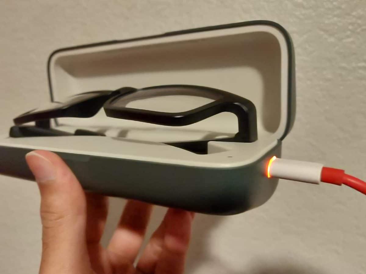 USB C charging case