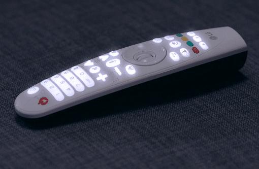 LG HU70LA Remote