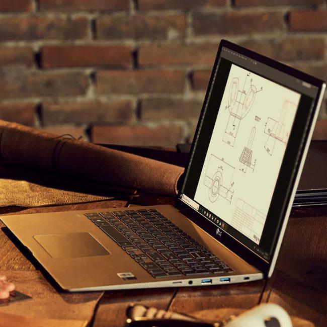 LG gram laptop 2020