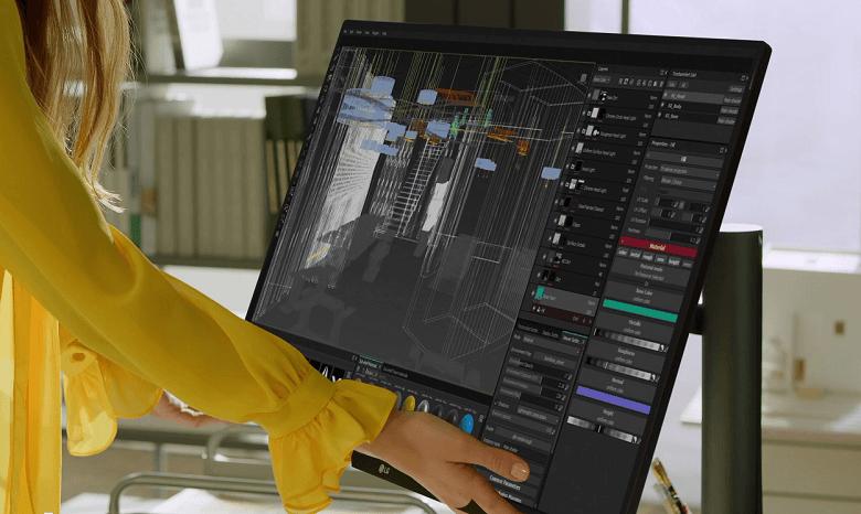 LG ergo monitor review