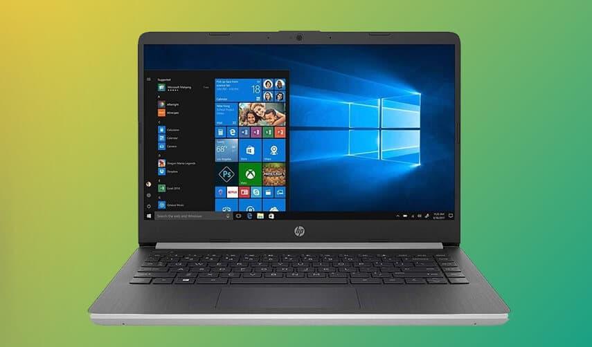 HP laptops under $300