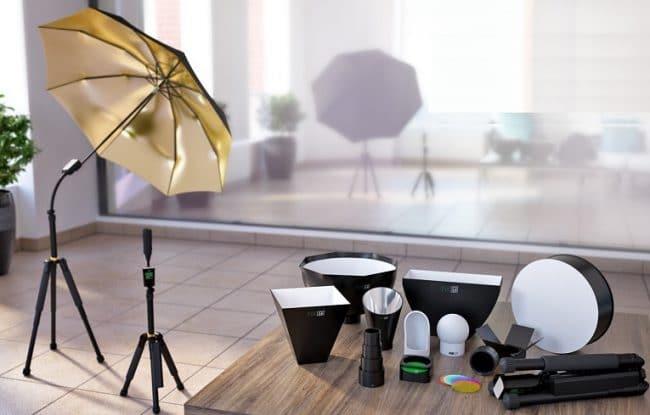 PiXLIGHT photography gadget