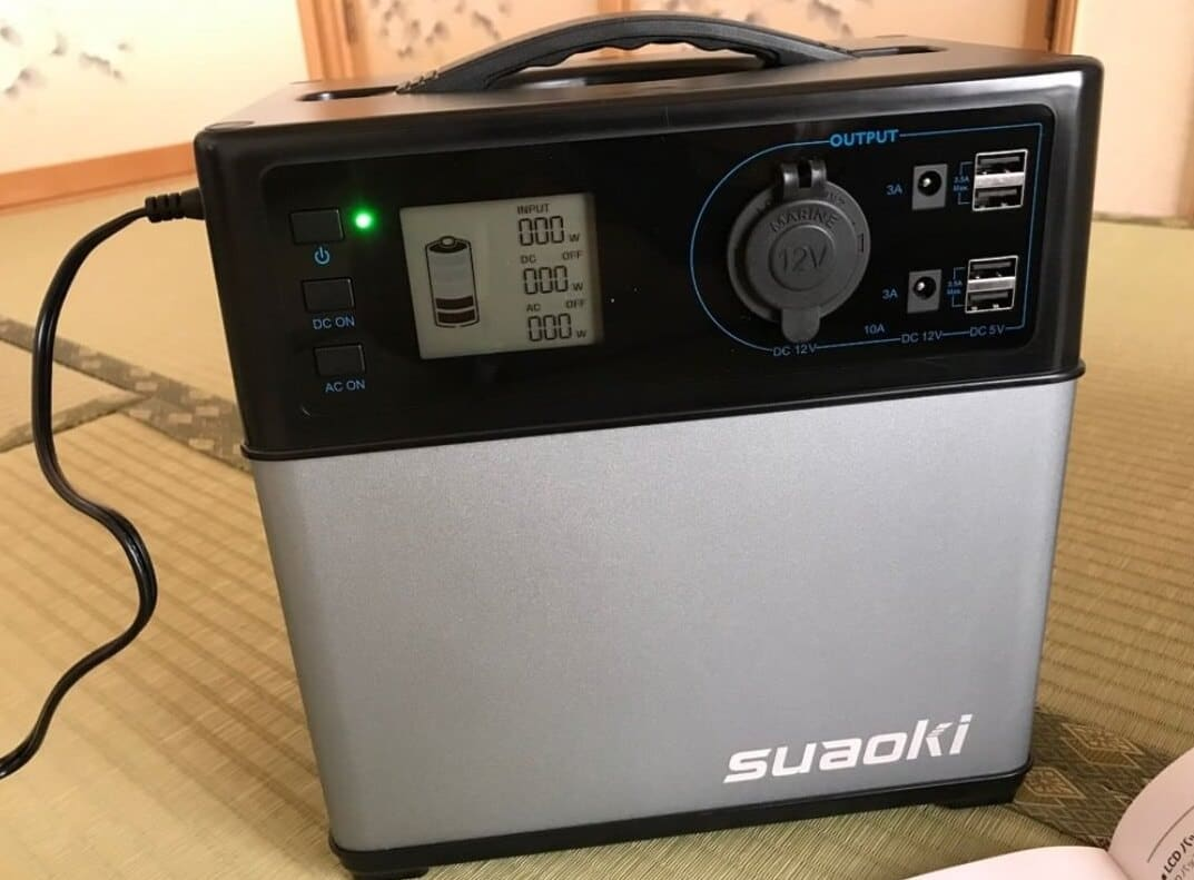 Suaoki Portable Power Station Review