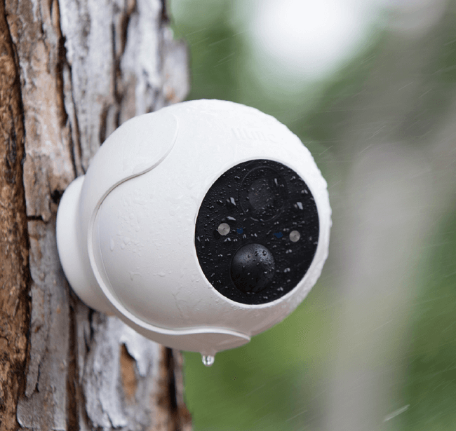 wireless waterproof IP camera