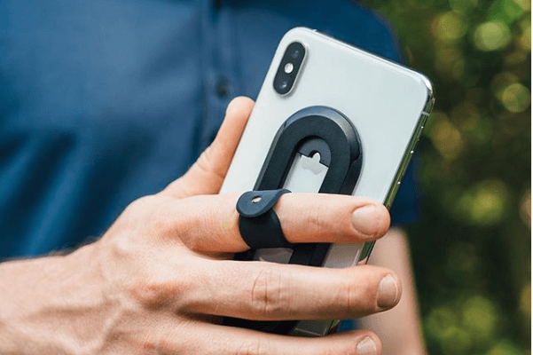 ohsnap smartphone holder