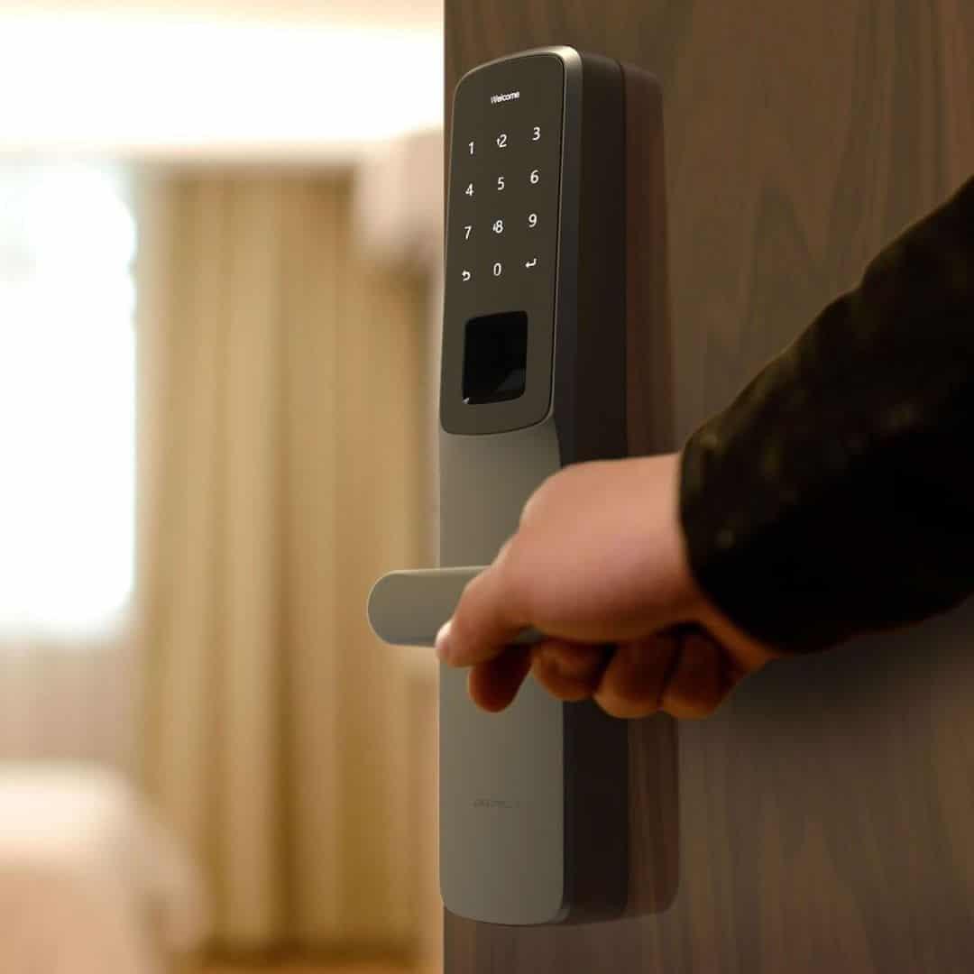 UL300 Door Lock Review