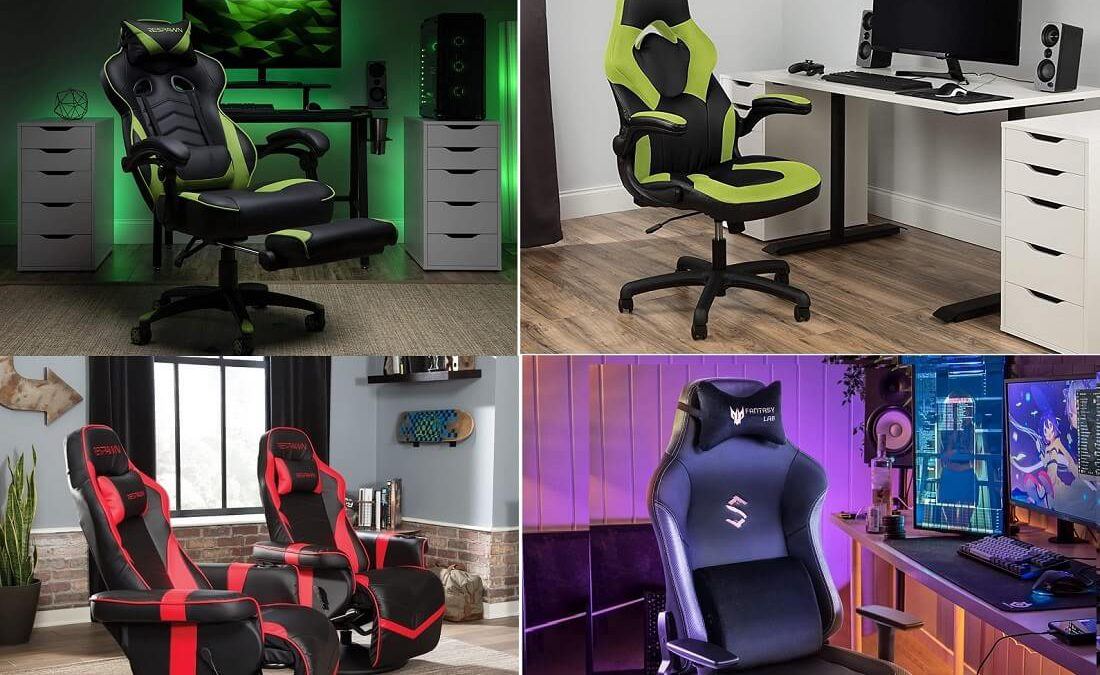 7 Most Comfortable Gaming Chairs (for 2020) – Review & Comparison