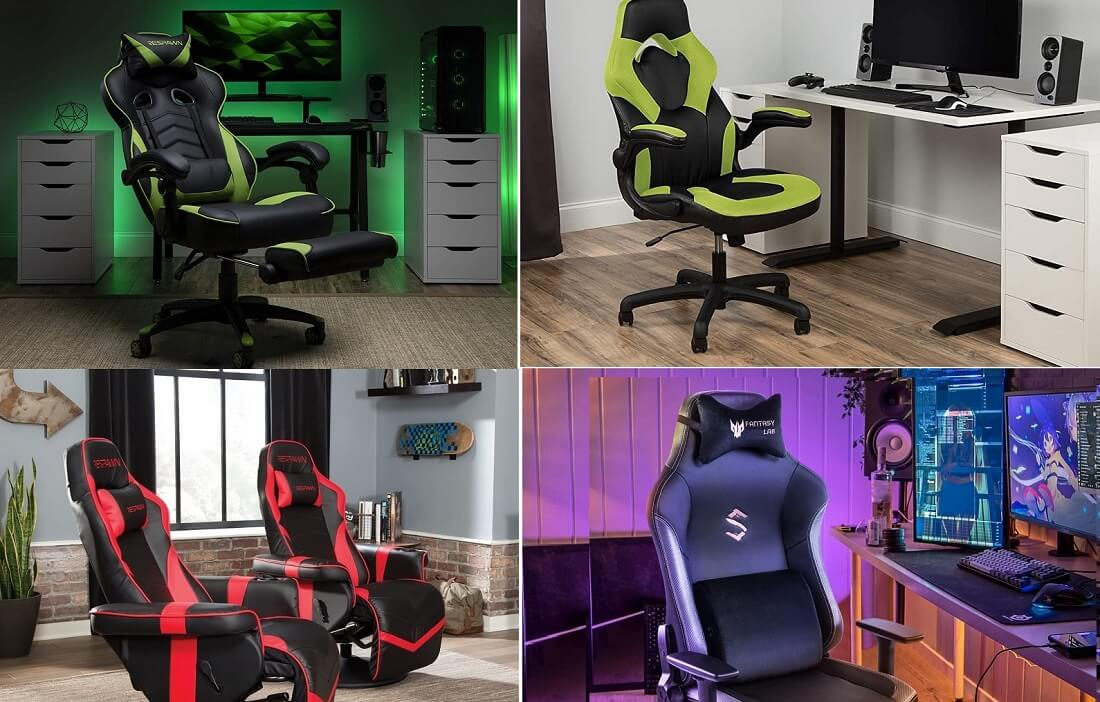 7 Most Comfortable Gaming Chairs For 2020 Reviews Comparison