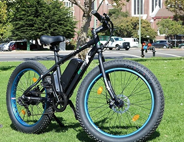 ECOTRIC Fat Tire Electric Bike Beach Snow Bicycle Review