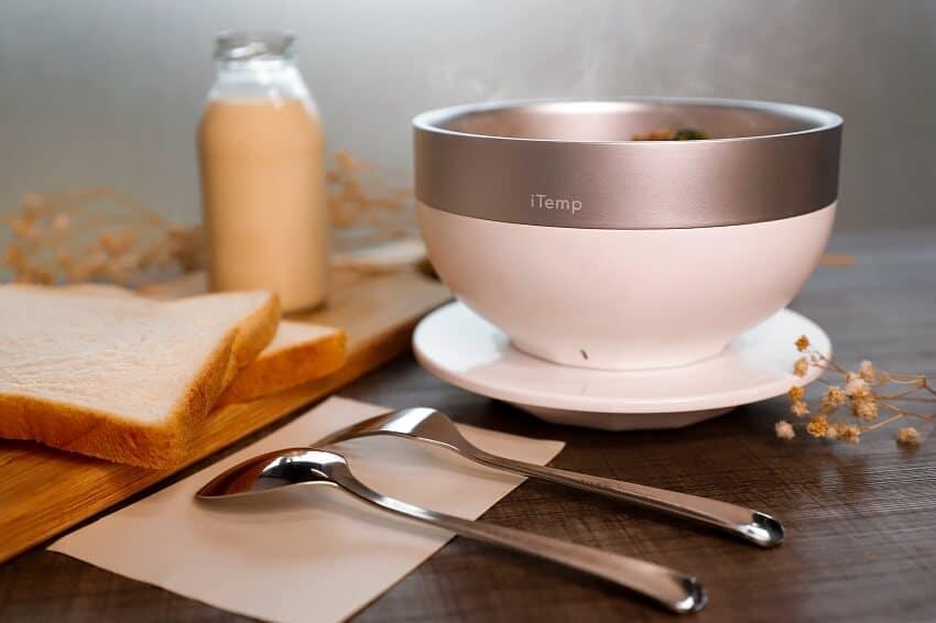 iTemp Smart Heating Bowl