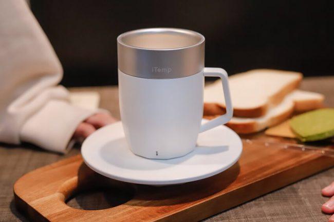 iTemp Temperature Conrol Mug