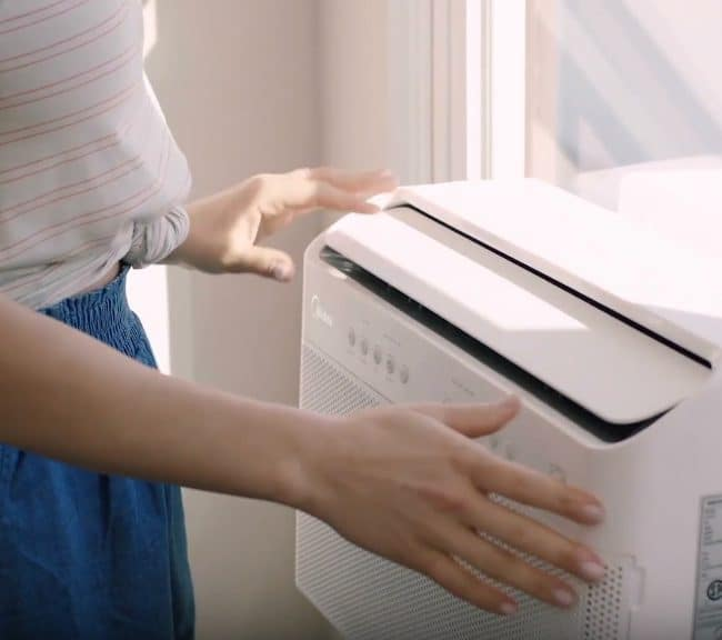 midea air conditioner review