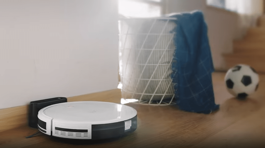 self charging Robotic Vaccum