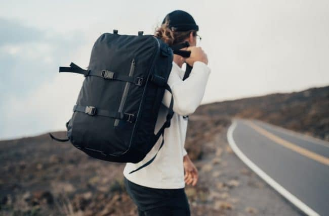 Gravel Travel System | 42L Backpack