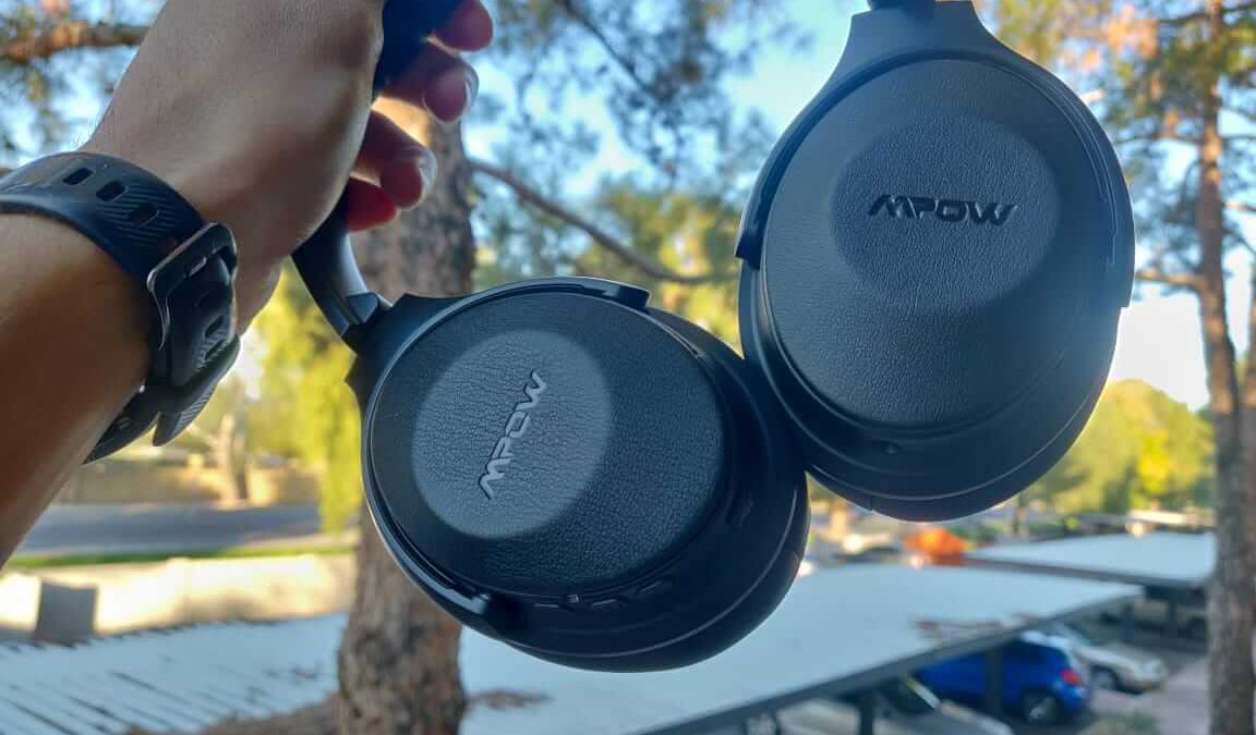 MPOW H17 Active Noise Cancelling Headphones Review