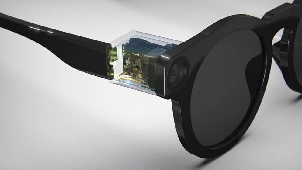 wagii smart glasses camera