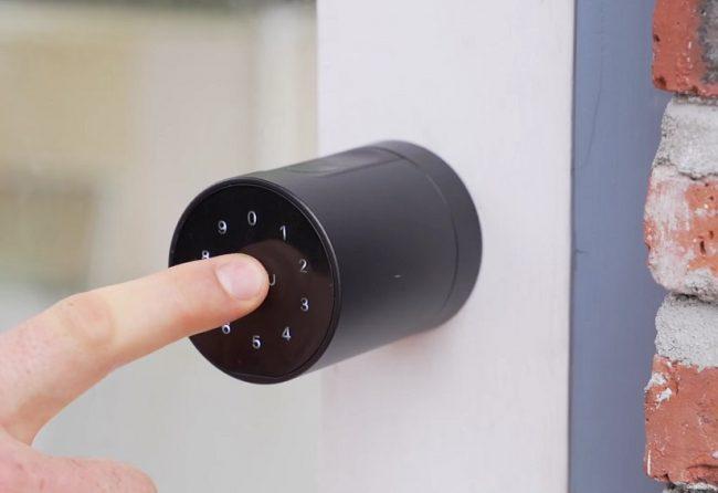 S1 smart door lock review