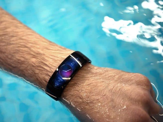 Amazfit X Curved Smartwatch Waterproof