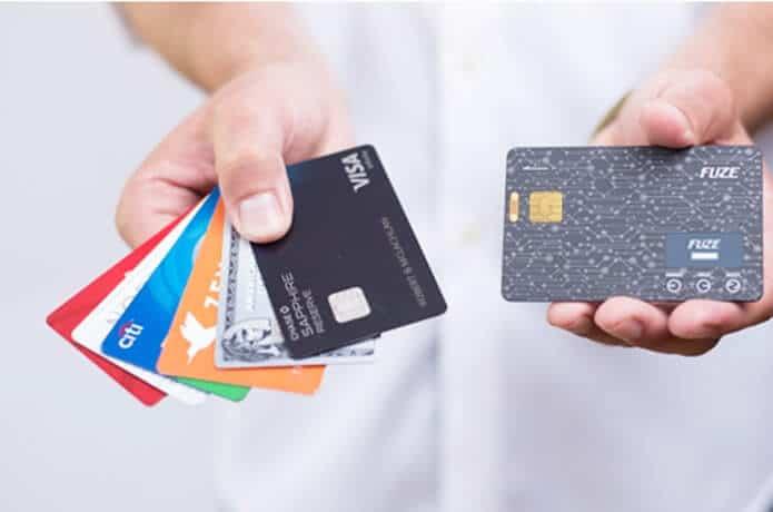 fuze smart card
