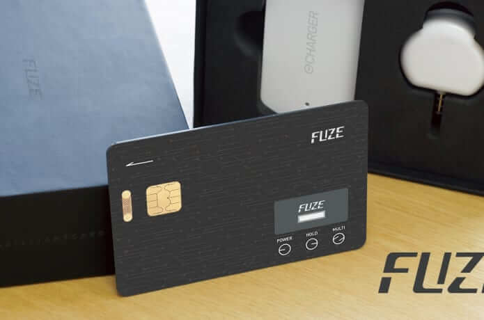 Fuze all in one smart card
