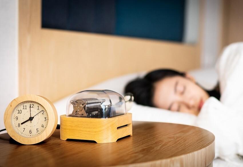 Music Box Alarm