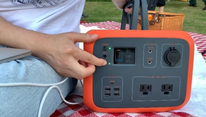 Bluetti AC50 CPAP battery (2)