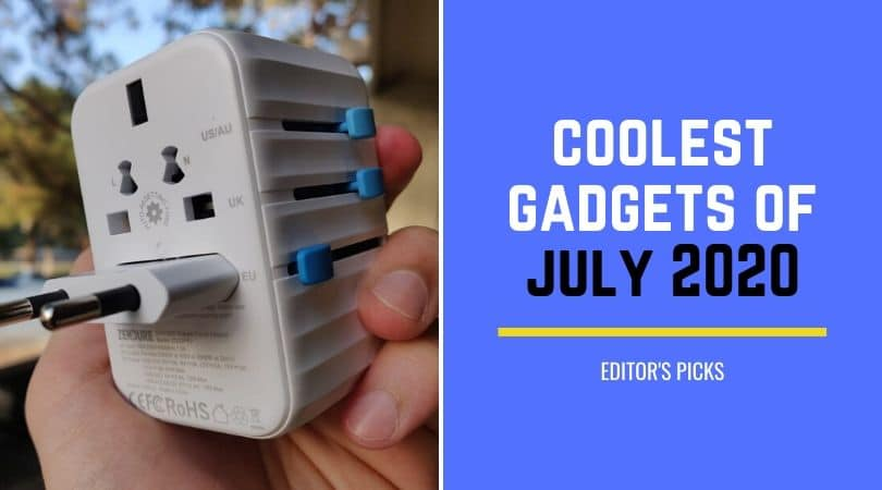 5+ Coolest Gadgets We Discovered in July 2020